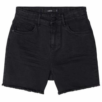 Name It Girl's Nlfsiw Dnmcece 7241 Hw Shorts Noos