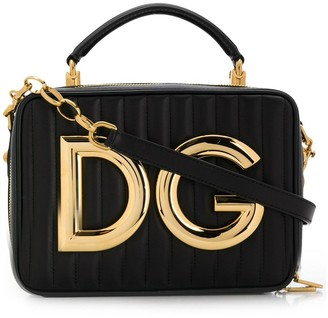 Dolce & Gabbana Girls small tote bag