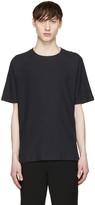 Fanmail Grey Knit Raglan T-Shirt