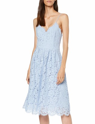 New Look Women's Lace Midi Dress