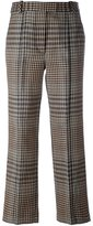 3.1 Phillip Lim houndstooth trousers - women - Viscose/Virgin Wool - 2