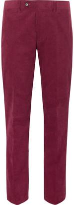 Freemans Sporting Club Slim-Fit Cotton-Corduroy Suit Trousers