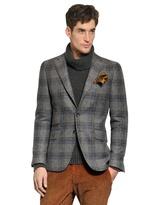 Boglioli Wool Blend Glen Plaid 'york' Jacket