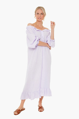 Sleeper Lavender Loungewear Dress