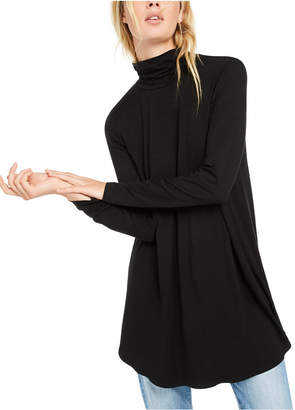 Eileen Fisher Turtleneck Tunic Top, Regular & Petite