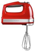 KitchenAid 5KHM9212BER Hand Mixer - Empire Red