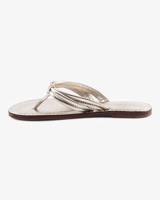 Bernardo Platinum Miami Sandal