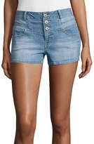 Blue Spice 2.5 Denim Shorts-Juniors