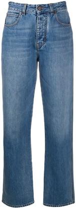 Victoria Victoria Beckham Straight-Leg Jeans