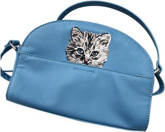 Paul & Joe Blue Synthetic Handbags
