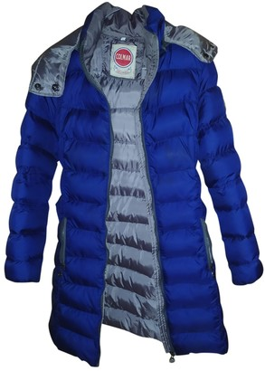 Colmar Blue Coat for Women