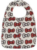 Ju-Ju-Be Be Neat Hello Kitty Food Catcher Bib
