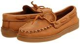 Minnetonka Moosehide Classic Men's Clog/Mule Shoes