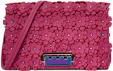 Zac Posen Earthette Floral Cross Body Bag
