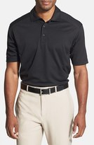 Cutter & Buck Men's Big & Tall 'Genre' Drytec Moisture Wicking Polo