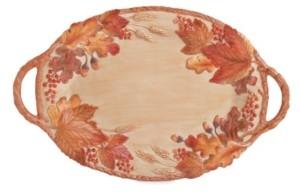 Fitz & Floyd Harvest Platter