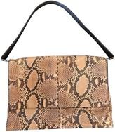 Prada Multicolour Python Handbags