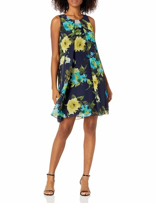 MSK Women's Sleeveless Aline Dress