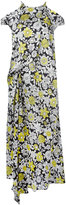 Christian Wijnants floral-print dress - women - Cupro/Viscose - 36
