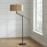 Crate & Barrel Autry Floor Lamp