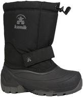 Kamik Black Frostman 2 Snow Boot - Kids