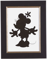 Ethan Allen Minnie Mouse Silhouette I