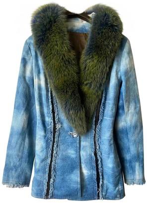 Jitrois Blue Denim - Jeans Jackets