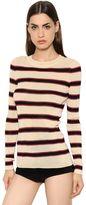 Etoile Isabel Marant Striped Knit Jumper Sweater