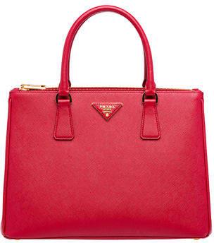 70726844db50 Prada Saffiano Leather Tote - ShopStyle