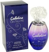 Parfums Gres Cabotine Cristalisme by Eau De Toilette Spray for Women (3.4 oz)