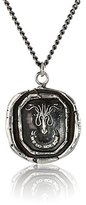 Pyrrha Unisex For HBO's Game of Thrones Silver House Greyjoy Necklace, 22""