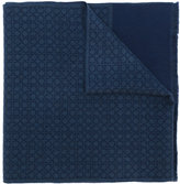 Salvatore Ferragamo Gancini scarf - men - Wool - One Size