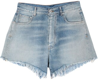 Ben Taverniti Unravel Project BEN TAVERNITITM UNRAVEL PROJECT Denim shorts