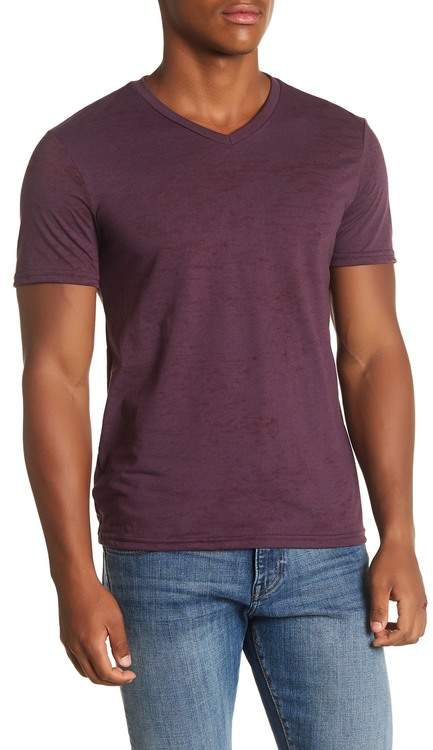 c9b3689fa Mens V-neck Short T-shirt - ShopStyle