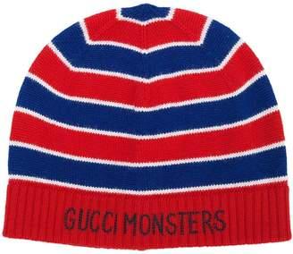 Gucci Kids Knitted Beanie