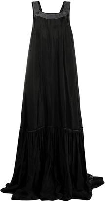 Nina Ricci Flared Maxi Gown