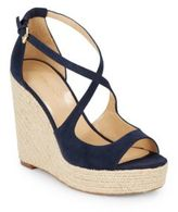 Saks Fifth Avenue Melody Espadrille Wedge Sandals