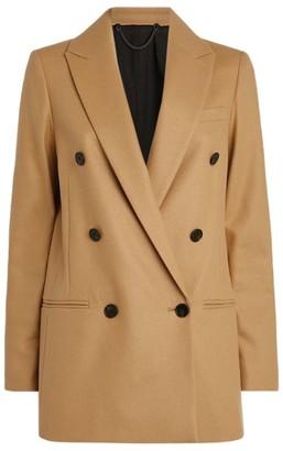 AllSaints Astrid Wool-Blend Blazer
