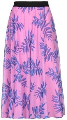 Mariuccia 3/4 length skirt