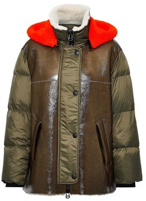 Army by Yves Salomon Down jacket
