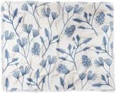 "Deny Designs Gabriela Fuente Joly Snow Woven Throw Blanket - 60"" x 50"""
