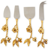 home trendz Floral Cheese Knife Set