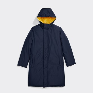 Tommy Hilfiger Hooded Long Puffer Jacket