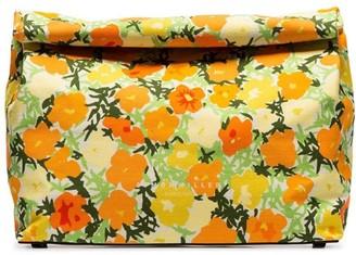 Simon Miller multicoloured lunchbag 30 floral print clutch