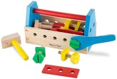 Melissa & Doug Take-Along Wooden Tool Kit Toy