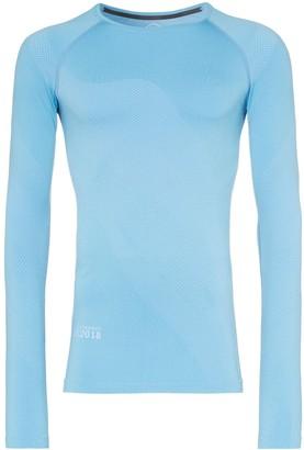 Asics x Kiko seamless long-sleeved T-shirt