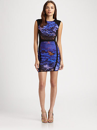 Rebecca Minkoff Madison Silk Dress