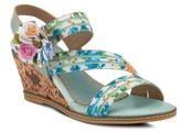 Spring Step L'artiste By Landy Wedge Sandal