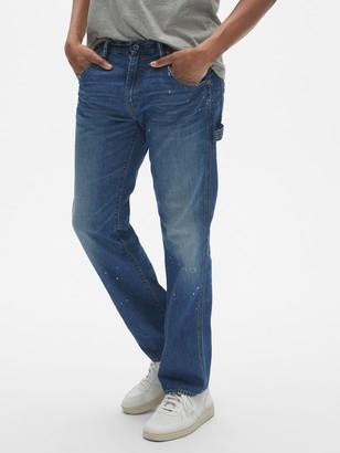 Gap ';80s Carpenter Fit Jeans