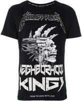Philipp Plein Neighbourhood Kings T-shirt